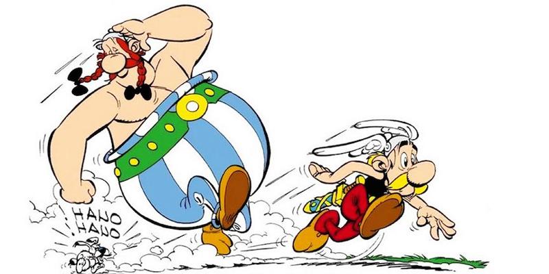 Visit Asterix Park