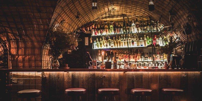 The Ten Best Bars In Paris