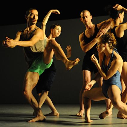 Batsheva Dance Company at the Paris Opera