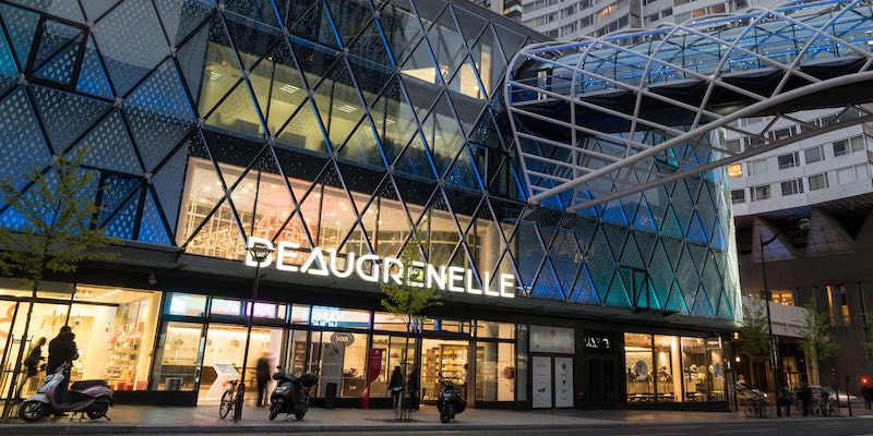 Beaugrenelle Shopping