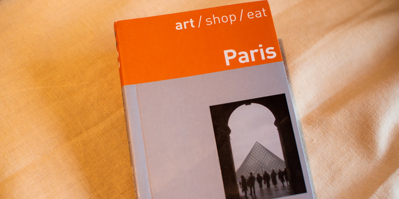 art/shop/eat Paris