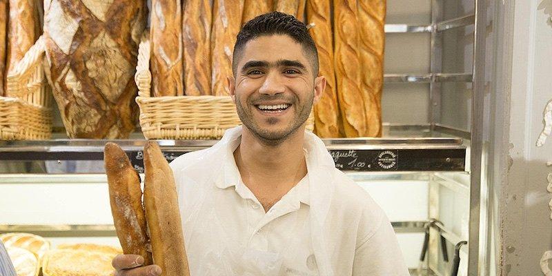 The Best Baguette in Paris
