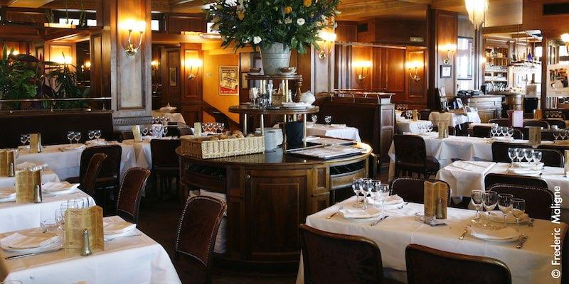 Historic Brasseries in Paris