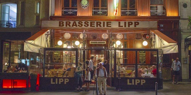 Brasserie Lipp, photo by Mark Craft