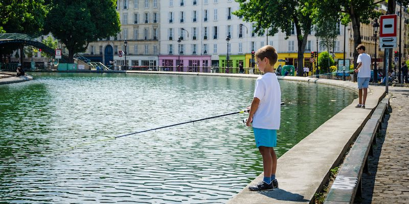 Seine River Cruise and Paris Canals