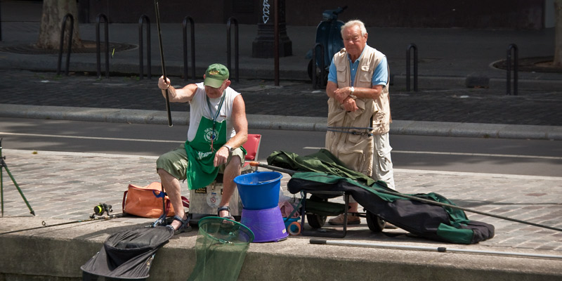 Flaneurs & Fishermen