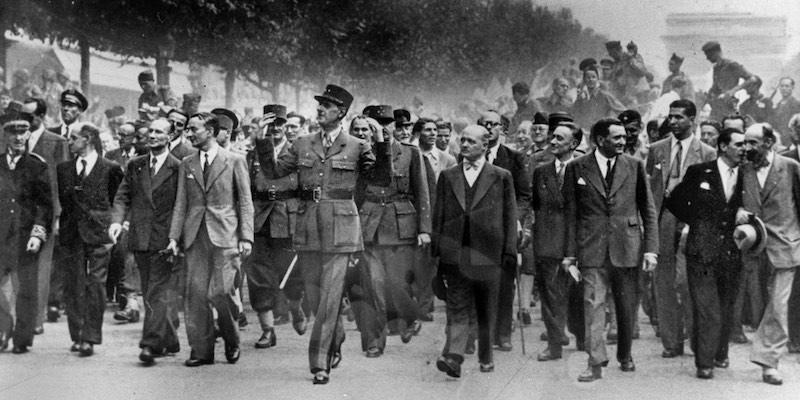TCharles de Gaulle HWorld War II