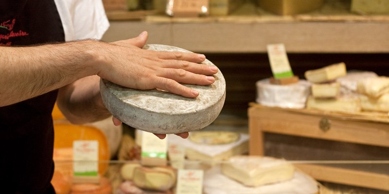 Cheese at the French Table