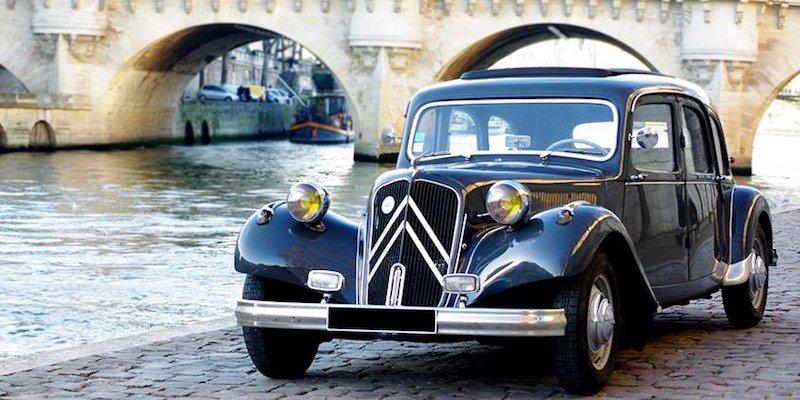 Paris City Wheels Vintage Tours