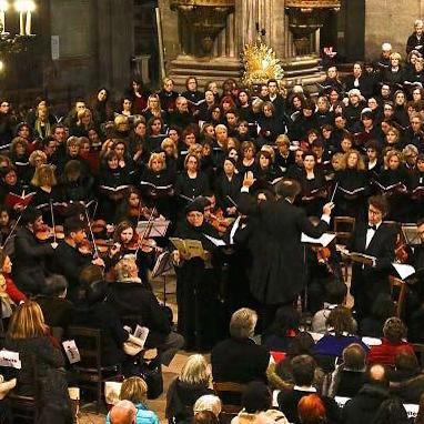 Classical Music in Paris in December
