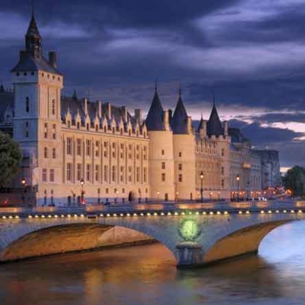 Cruise the Seine River