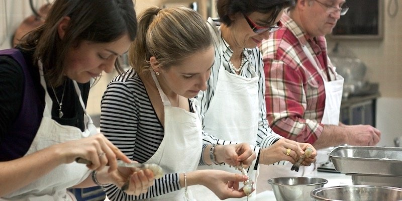 Latin Quarter Cooking Class, photo by Mark Craft