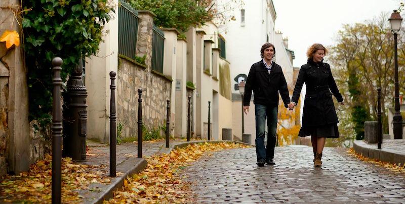 Autumn Weather in Paris