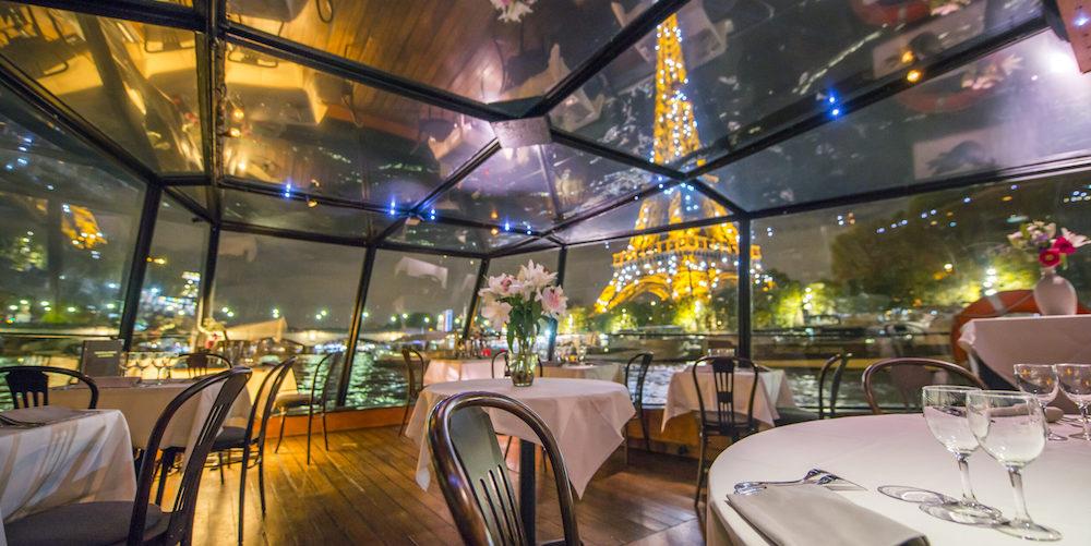 Dinner Cruise + Eiffel Tower Tour