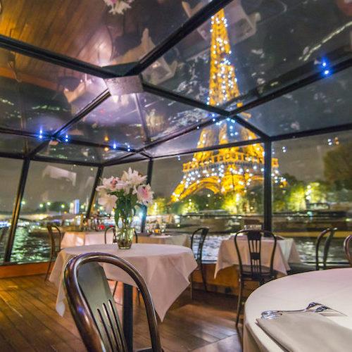 The Top Seine Dinner Cruises