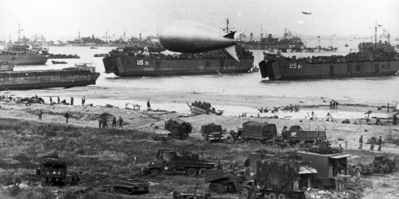 Private D-Day Landing Beach Tour