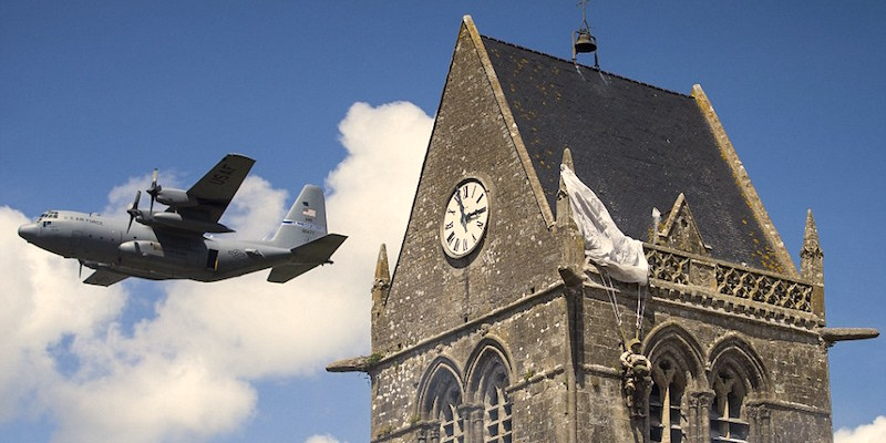 2-Day World War II Tour to Normandy