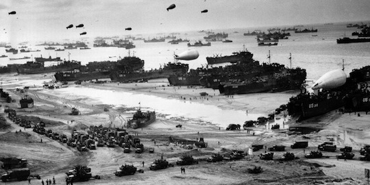 D-Day tours - Day Trip