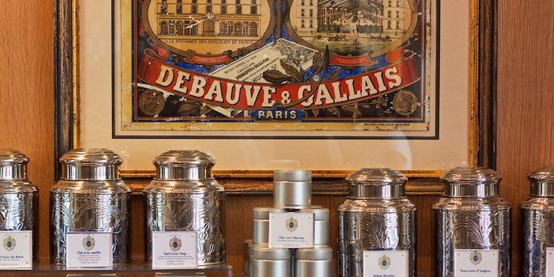 Debauve & Gallais, photo by Mark Craft