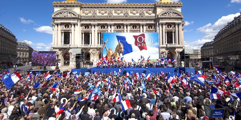 La Fete du Travail at Opera