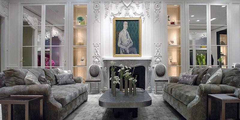 Christian Dior, Avenue Montaigne