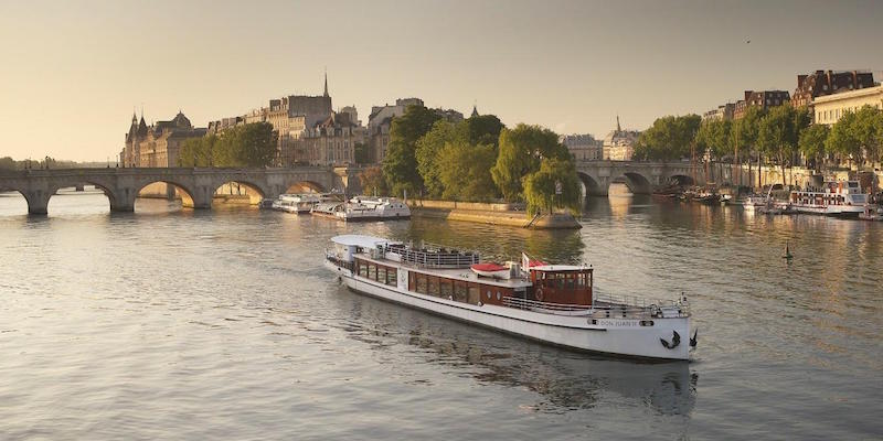 Seine River Dinner Cruises