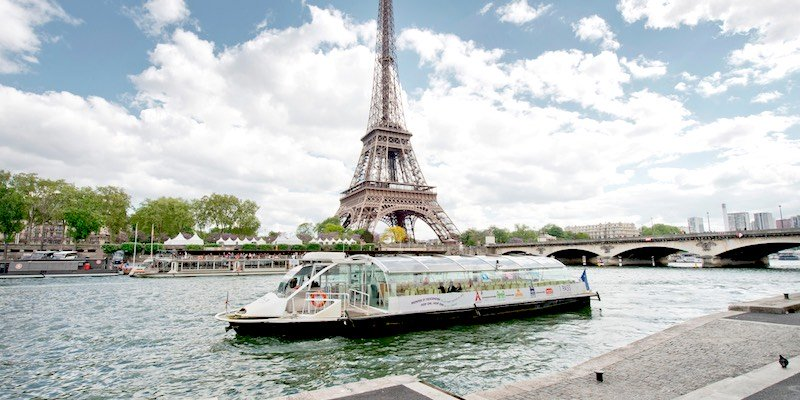 City Tour + River Cruise + Eiffel Tower Skip-the-Line-Tour