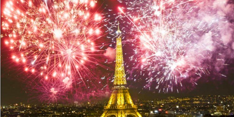 Bastille Day Evening Dinner Cruise