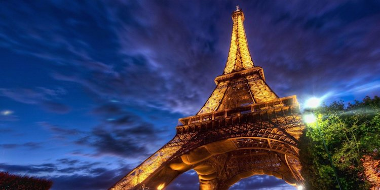 Eiffel Tower Illuminations Tour