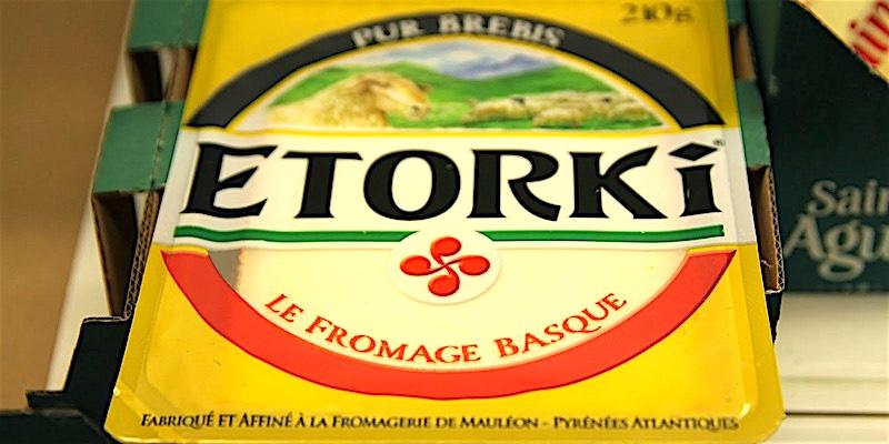 Etorki cheese