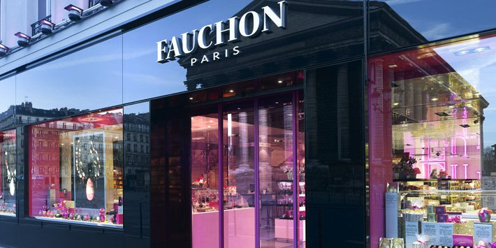 The History of Fauchon Paris