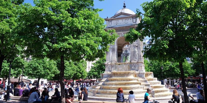 8 Remarkable Fountains of Paris