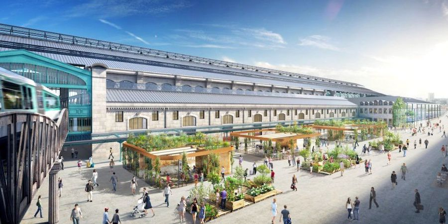 Gare d'Austerlitz – how it will look after the 2021 renovation