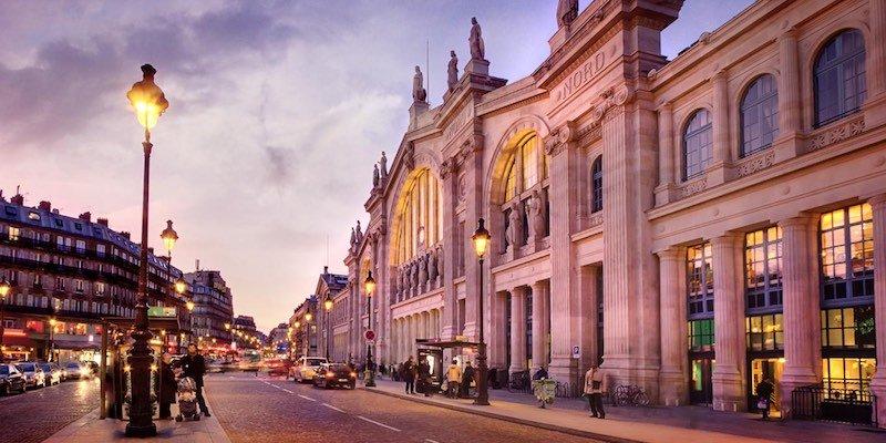 Gare du Nord Services