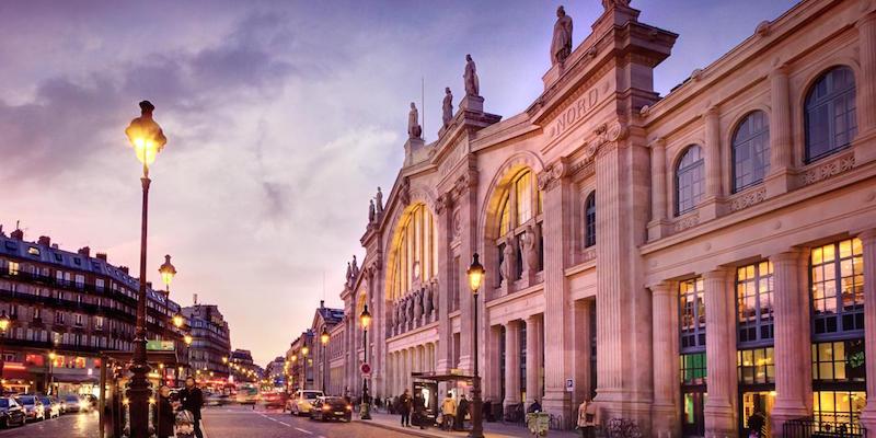 Gares & Bastille