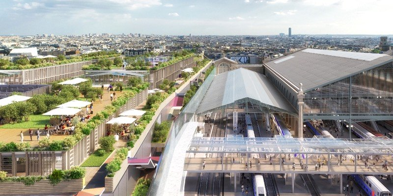 Gare du Nord Renovation & Expansion