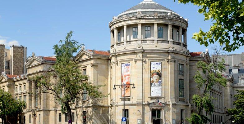Guimet Museum Exterior