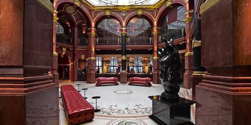 4 Paris Luxury Hotels