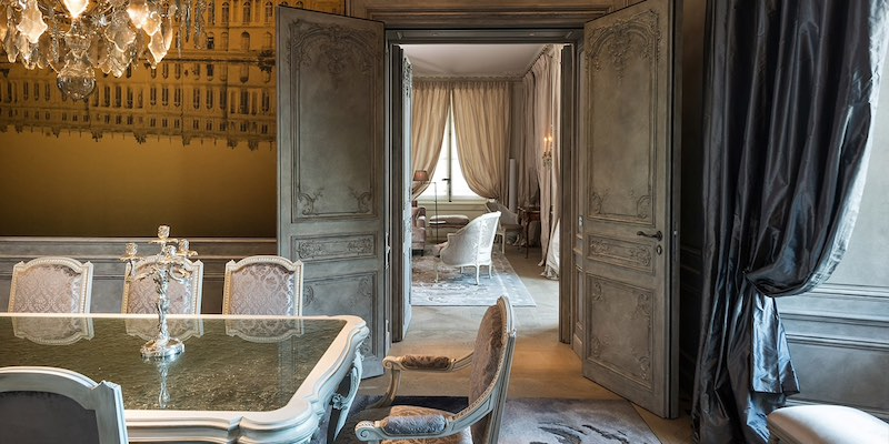Karl Lagerfeld Grands Appartements