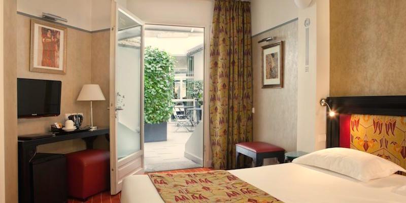Eiffel Seine Hotel Paris