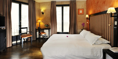 Paris Budget Hotels