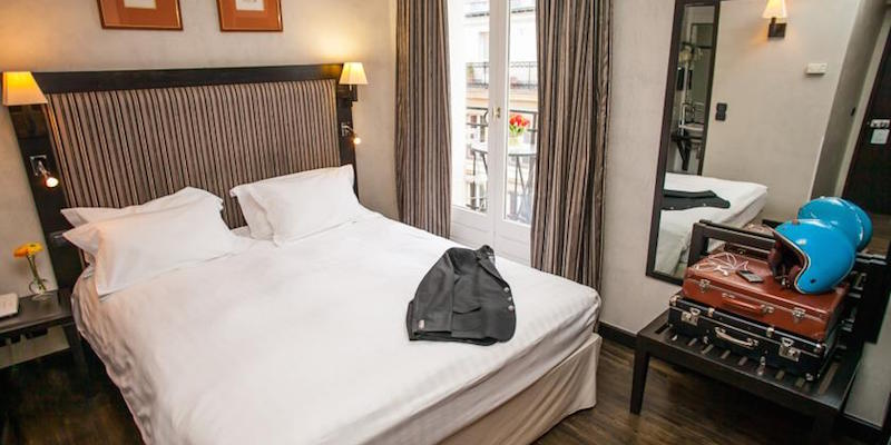 Paris Budget Hotels Europe Saint Severin