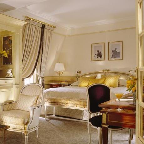 Hotel Le Meurice Paris