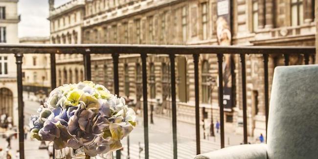 Hotel du Louvre Paris France