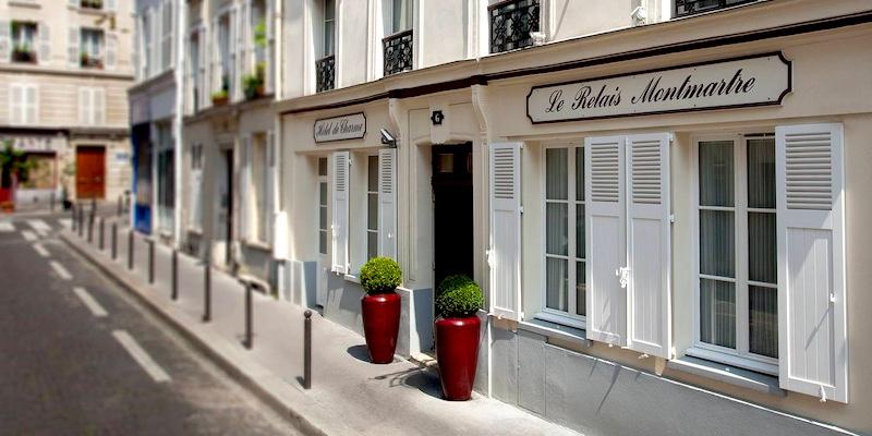 Le Relais Montmartre