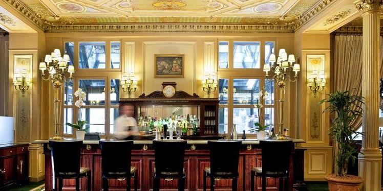Ten Historic Bars, Bouillons & Brasseries