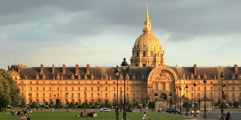 History of Les Invalides