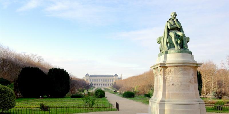 Lamarck Statue