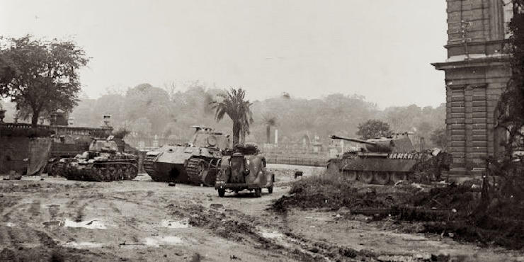 World War II Liberation