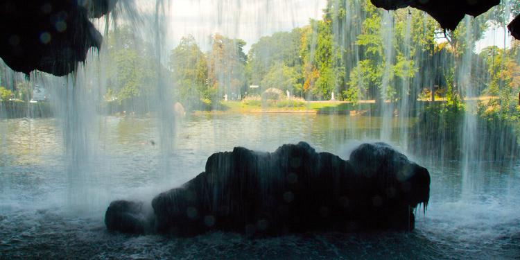 Waterfalls of Paris